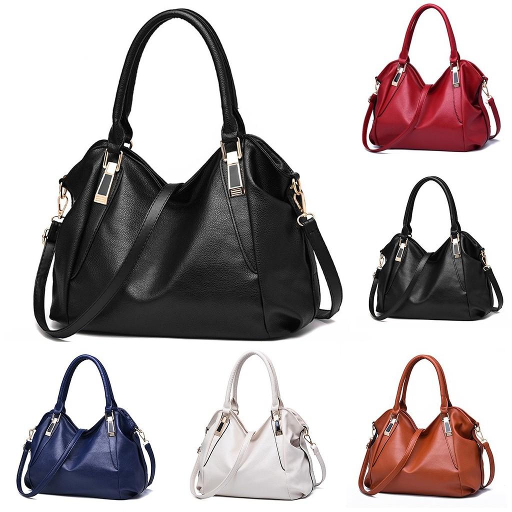 7c979f32d9e New Women Handbag Shoulder Bags Tote Purse Satchel PU Leather Messenger  Hobo Bag