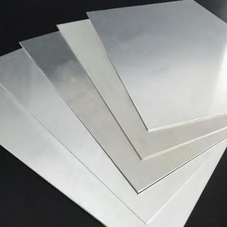 High Quality Aluminium Metal Plate 0 3mm 3ft X 8ft Shopee Malaysia