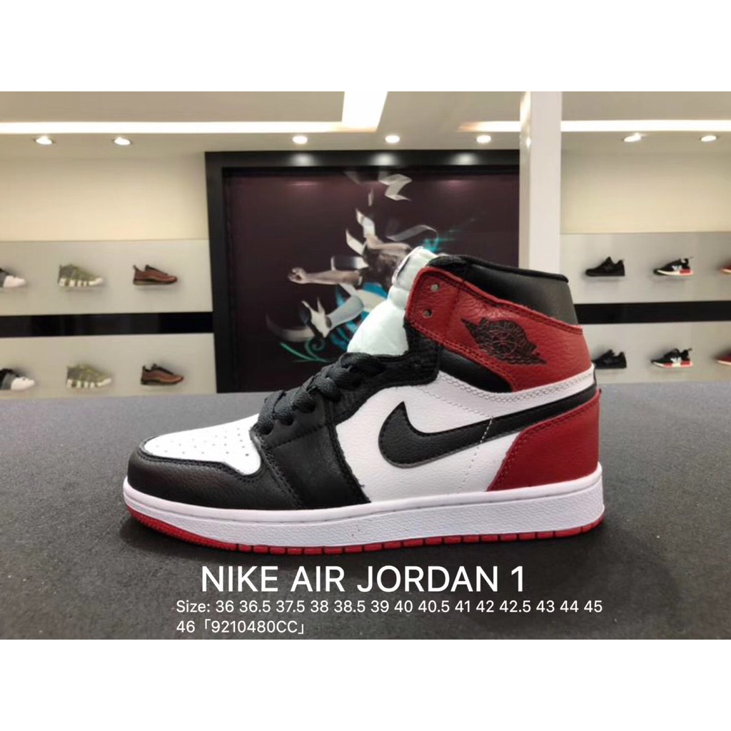 Nike Air Jordan 1 Men Shoes Women Unisex Classic Professional Basketball Shoes