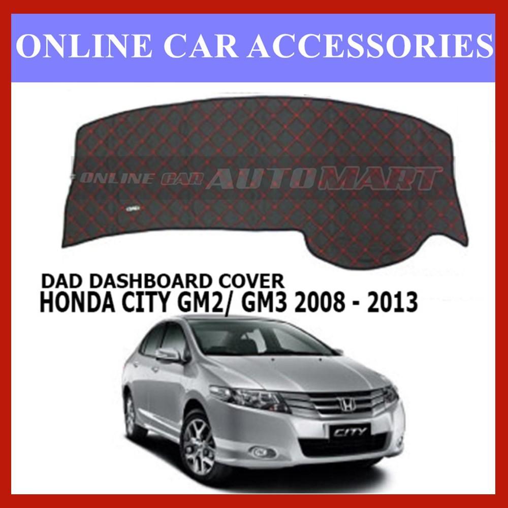 DAD Non Slip Dashboard Cover - Honda City Yr 2008-2013