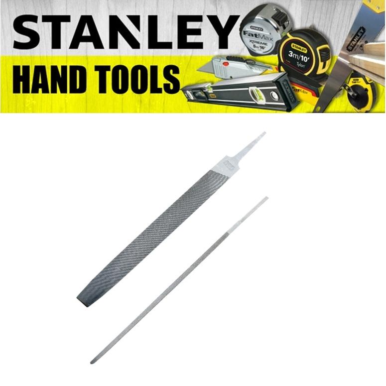 STANLEY FLAT FILE 22-172B BASTARD 250MM 10''INCH PAINTING FINISHING TOOL