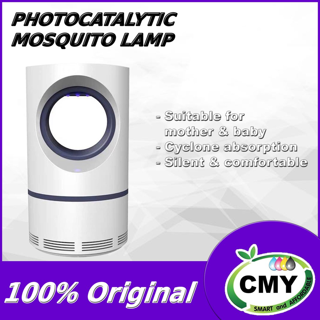 Photocatalytic Mosquito Killer Lamp LED Light Electric Insect Killer Fly Bug Mosquito Trap Lamp Pest Catcher
