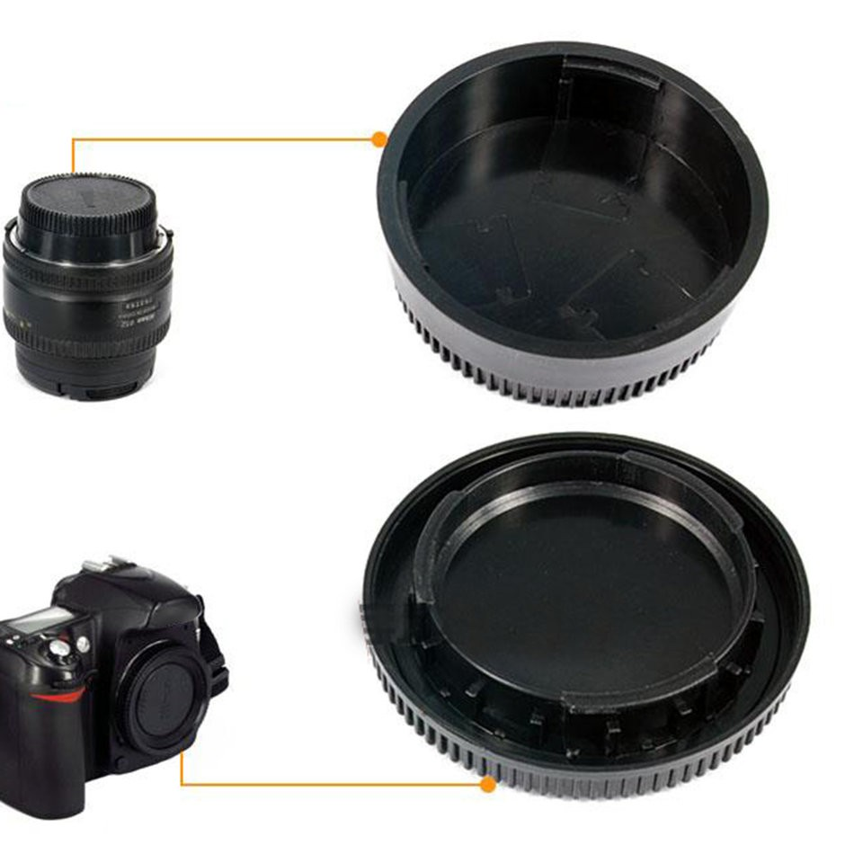 Rear Lens Cap Camera Body For Canon Dslr Shopee Malaysia 3rd 55mm