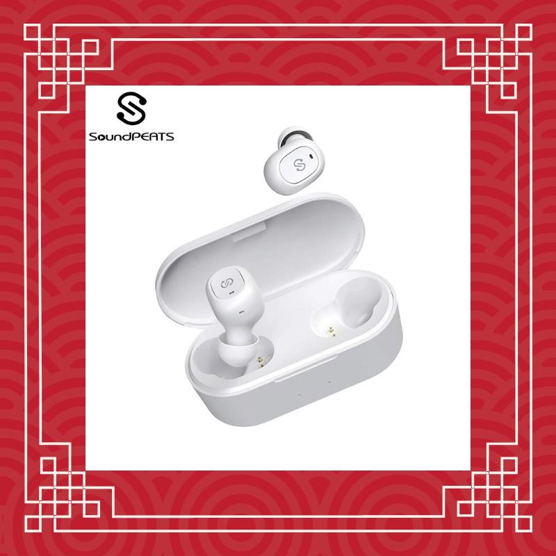 SoundPeats TrueFree+ (White)