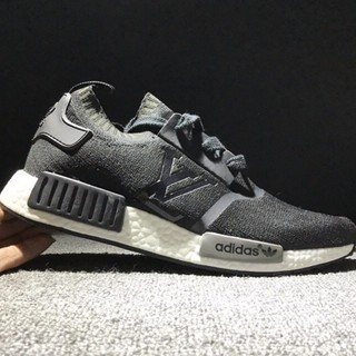 save off ee16a 5cad8 Ready Stock🔥New Adidas NMD Runner PK Boost Men's Kasut Breathable Running  Kasut