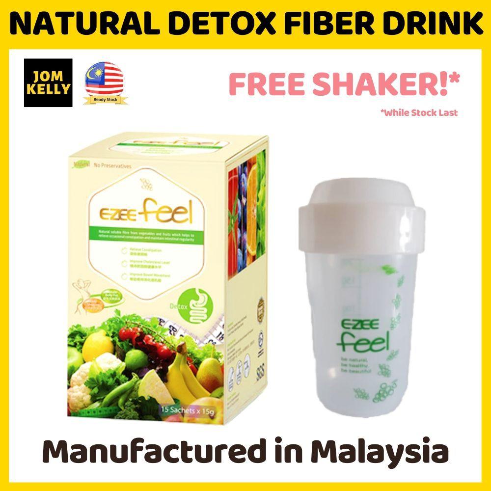 detox shake e seguro