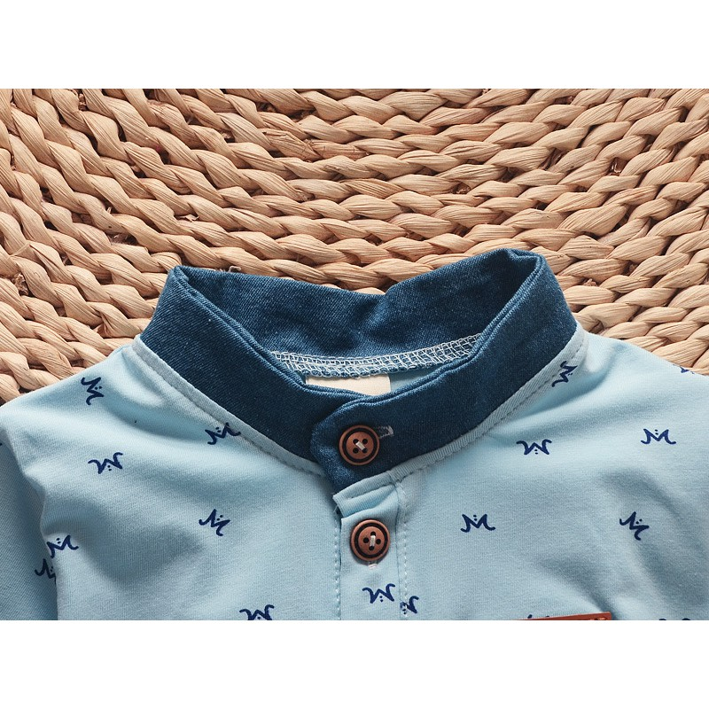 568c91f57a0ec WF Children's clothes baby boys summer clothing sets