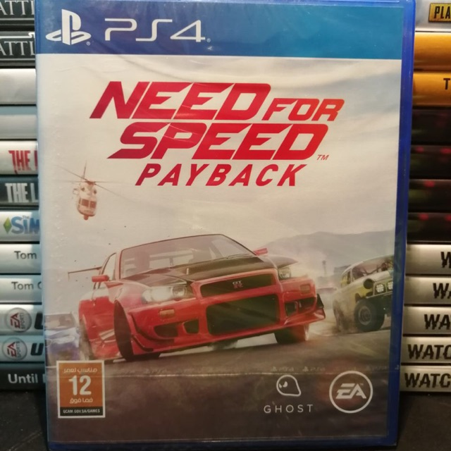 Need For Speed Payback Shopee Malaysia