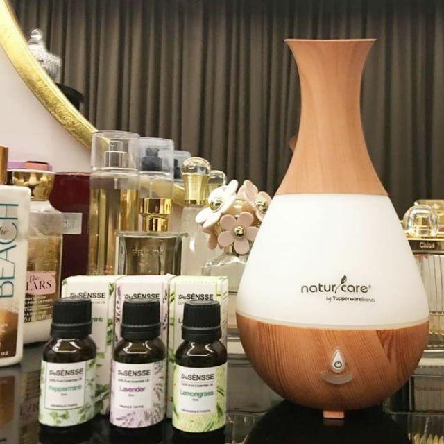 💥HOT ITEMS💥Aroma Diffuser Florea Nature Care Trusensse/Pure Essential Oil/TruSensse Carrier Oil/Home Sanitizer Kit