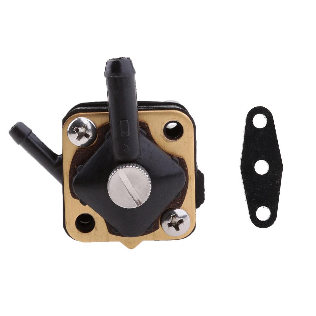 Fuel Pump for Johnson Evinrude Outboard Motors 9.9hp /& 15hp 395091 397274 397839