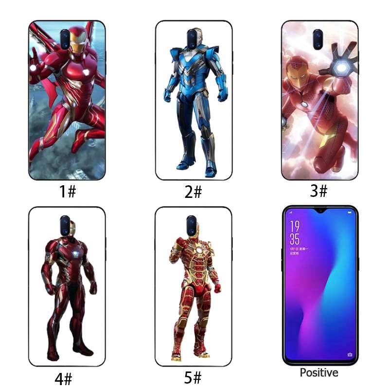 Marvel Hero Iron Man vivo Y55 Y66 Y67 Y69 Y71 Mobile Phone Case