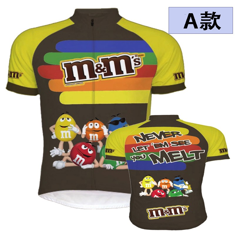 703c99581 Cycling Jersey Bike Bicycle Short Sleeves Jersey Clothing MTB Jersey Shirts