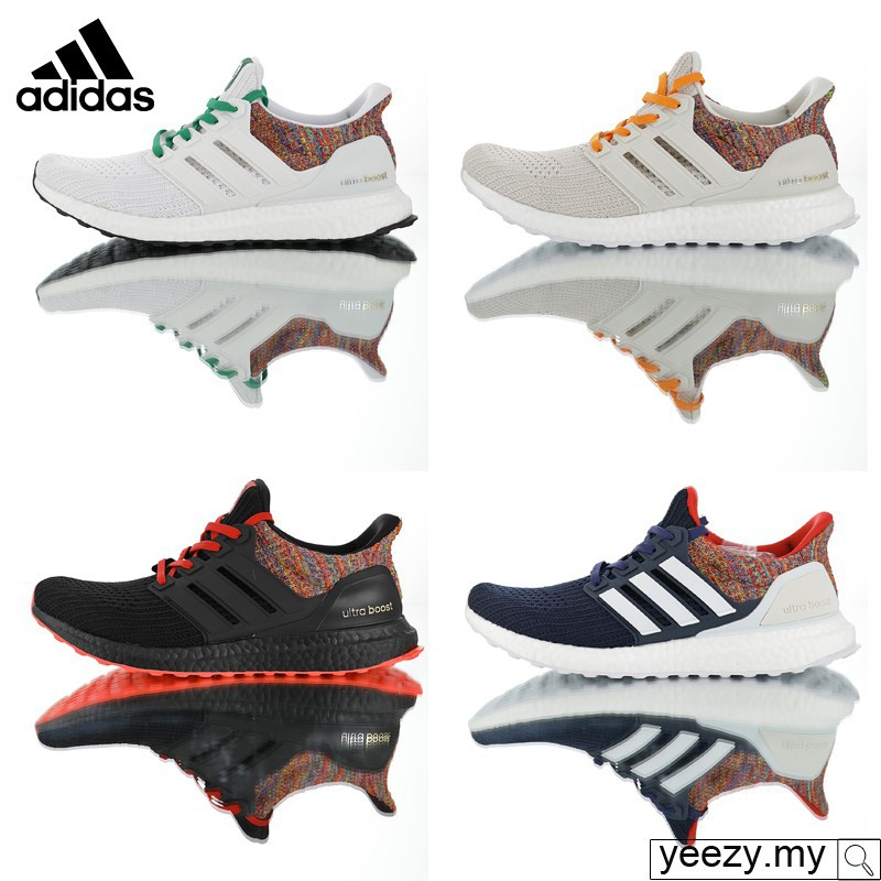 022f27319c220 👉4-color 🔥Adidas UltraBoost🔥 unisex breathable shock absorption running  shoes