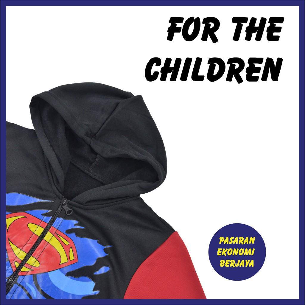 CHILDREN JACKET 4#/ JAKET BUDAK/ JAKET KANAK-KANAK/ OUTERWEAR/ CHILDREN SWEATER/ JAKET ANAK LELAKI/ SWEATER JACKET