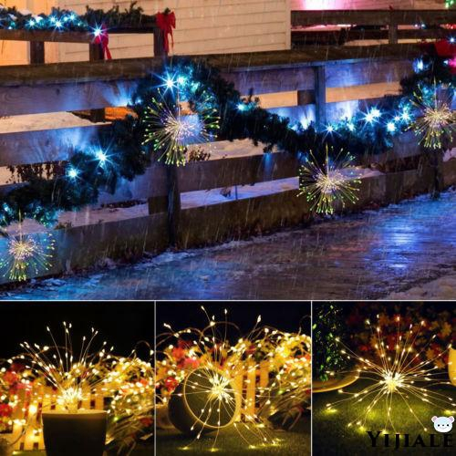 best service fac5f ca132 YJ★Smart Remote LED Fairy String Light for Festival /Wedding Party and DIY