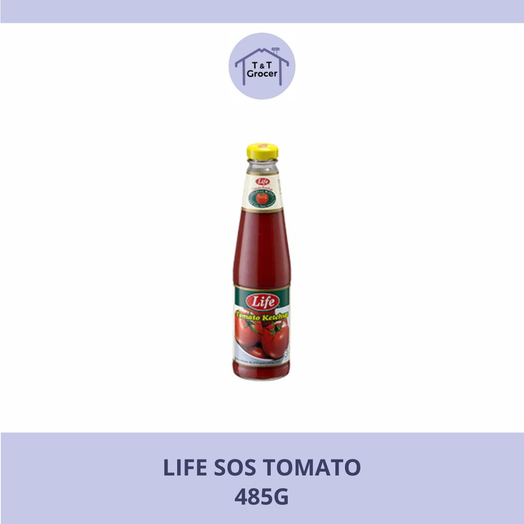 Life Sos Tomato (485g)