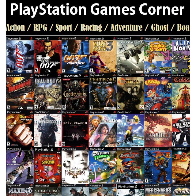 Find Any PS2 Game? Playstation 2 DVD Games ✨ We Get it ✨