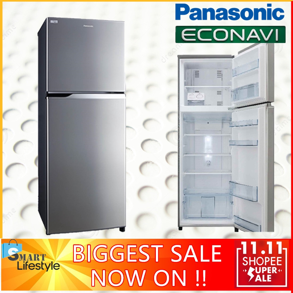 Panasonic Econavi Inverter 2 Door Top