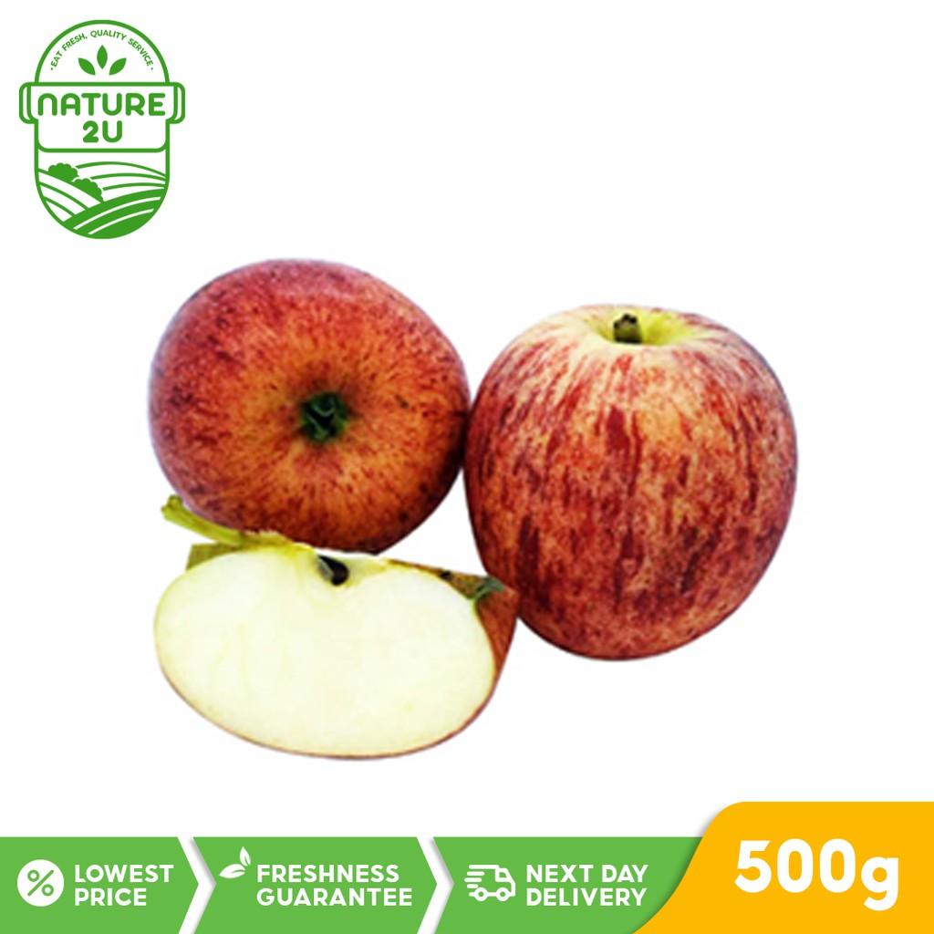 Fresh Fruit - Apple Red Gala (500G+-/PKT)