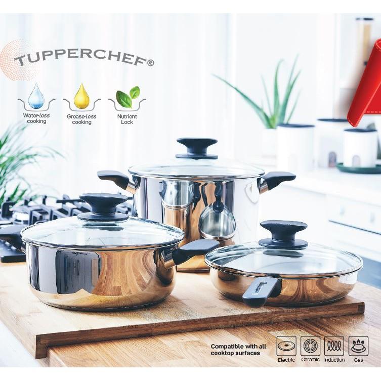 [Tupperware] Universal Cookware Fry Pan