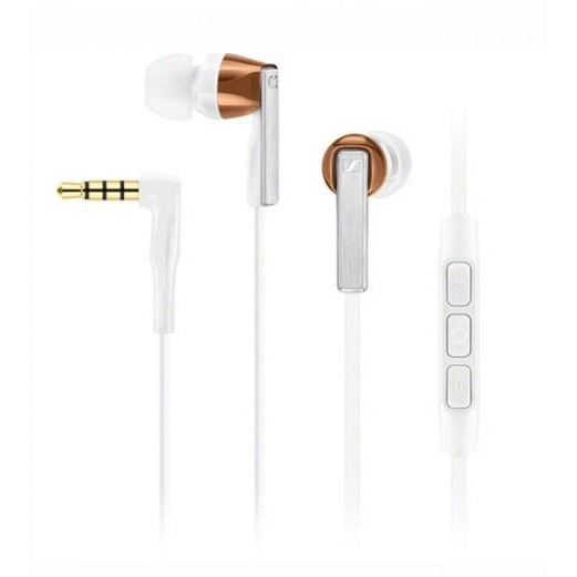 Sennheiser CX 5.00G In-Ear Headphones with Integrated Mic & Remote for Android Devices