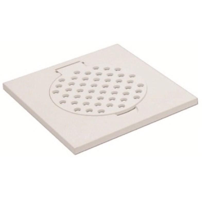 4'' 6'' inch  Pvc toilet floor grating / Pvc Bathroom Floor Trap / Pvc Floor Grating