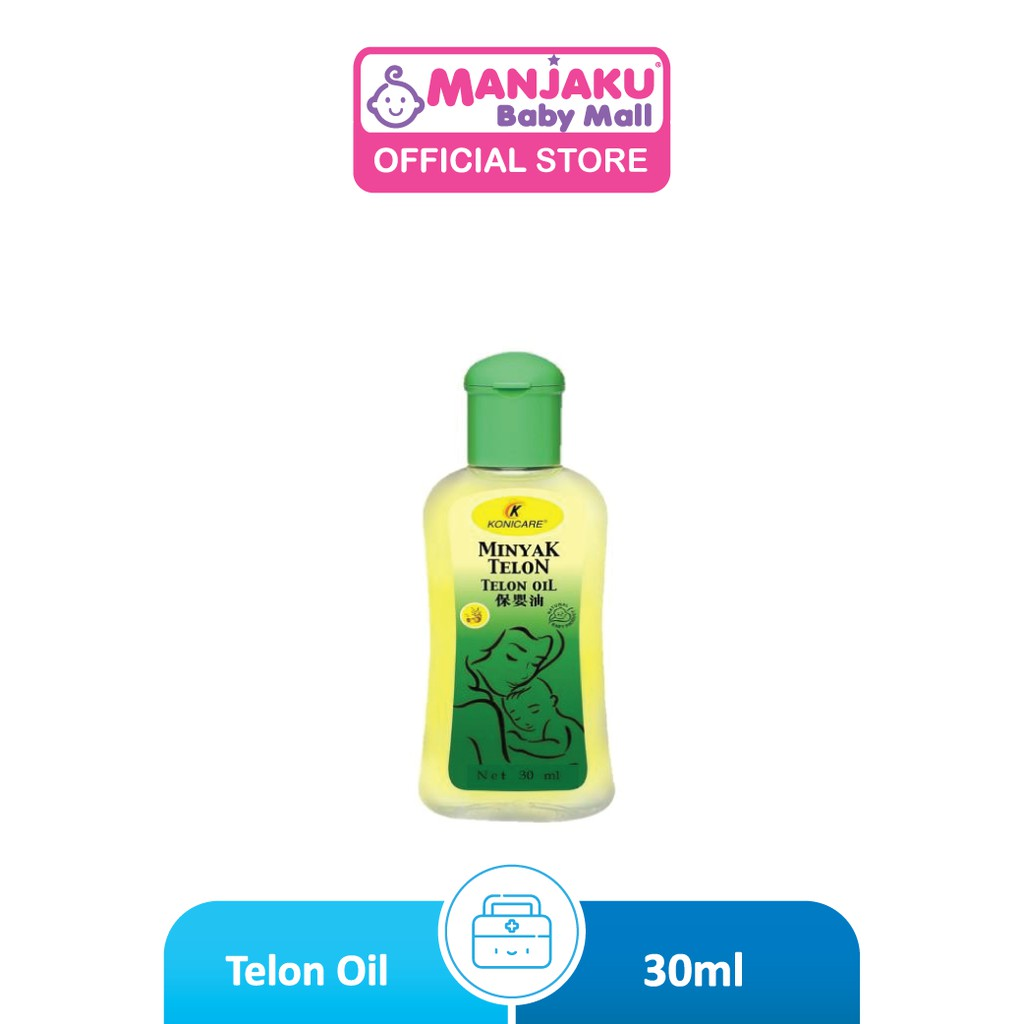 Konicare Minyak Telon / Telon Oil (30ml)