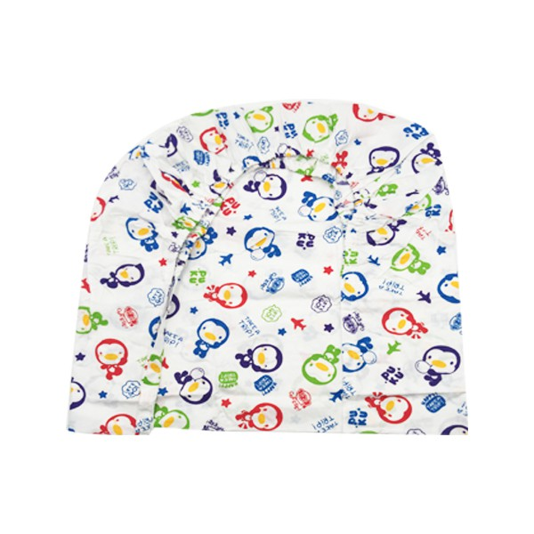 Ready Stock Puku 100% Cotton Baby Cot /Playpan Fitted Crib Sheet -Mattress Cover Only