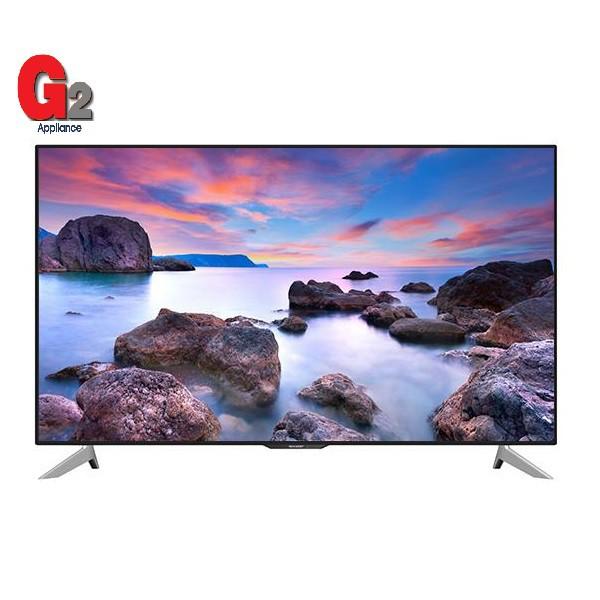 SHARP 60inch 4k uhd SMART TV LC60UA6500X
