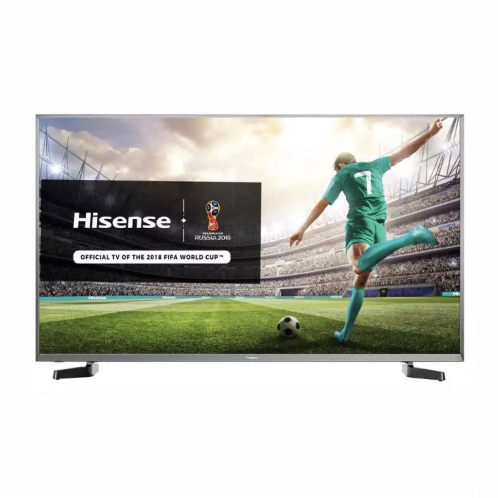 "HISENSE 50"" 4K UHD LED TV 50M5010UW (3YEARS WARRANTY)"