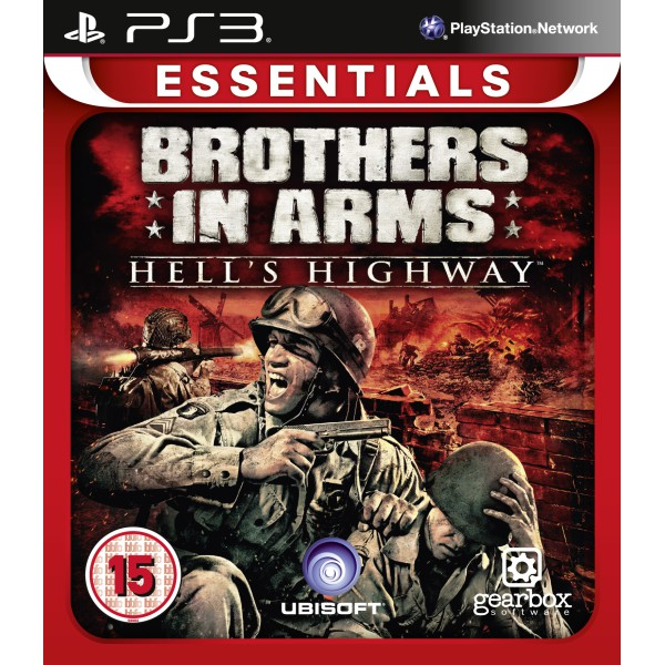 PS3 BROTHER IN ARMS HELL'S HIGHWAY R2
