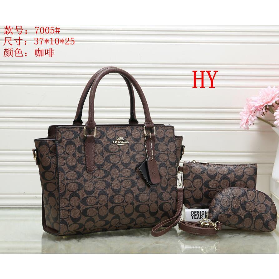 Women Coach Handbag Single Shoulder Bag