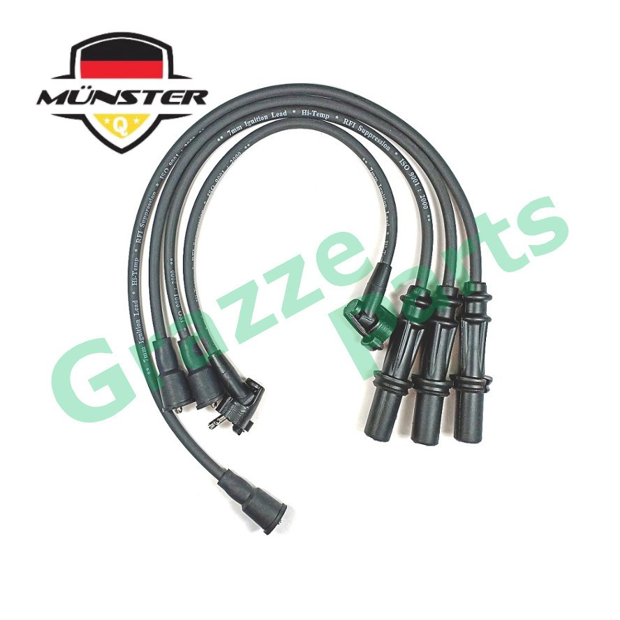 Münster Plug Cable 0016 for Perodua Kancil Turbo L2 Small Pin