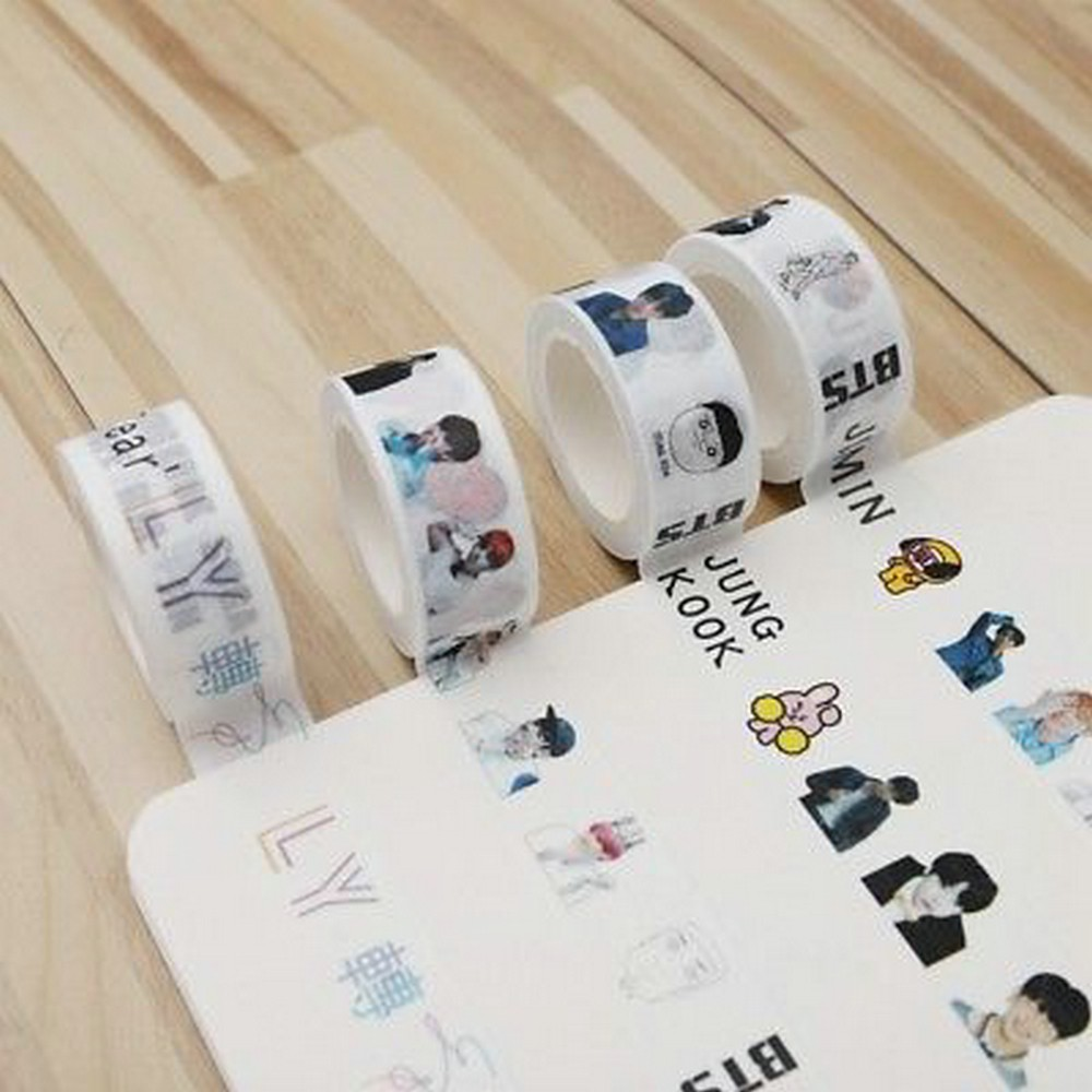 Jewelry & Accessories Beads & Jewelry Making Kpop Bts Got7 Wanna One Exo Twice Star Stamp Wooden Seal Collection Seal Scrapbooking Paper Crafts Orders Are Welcome.