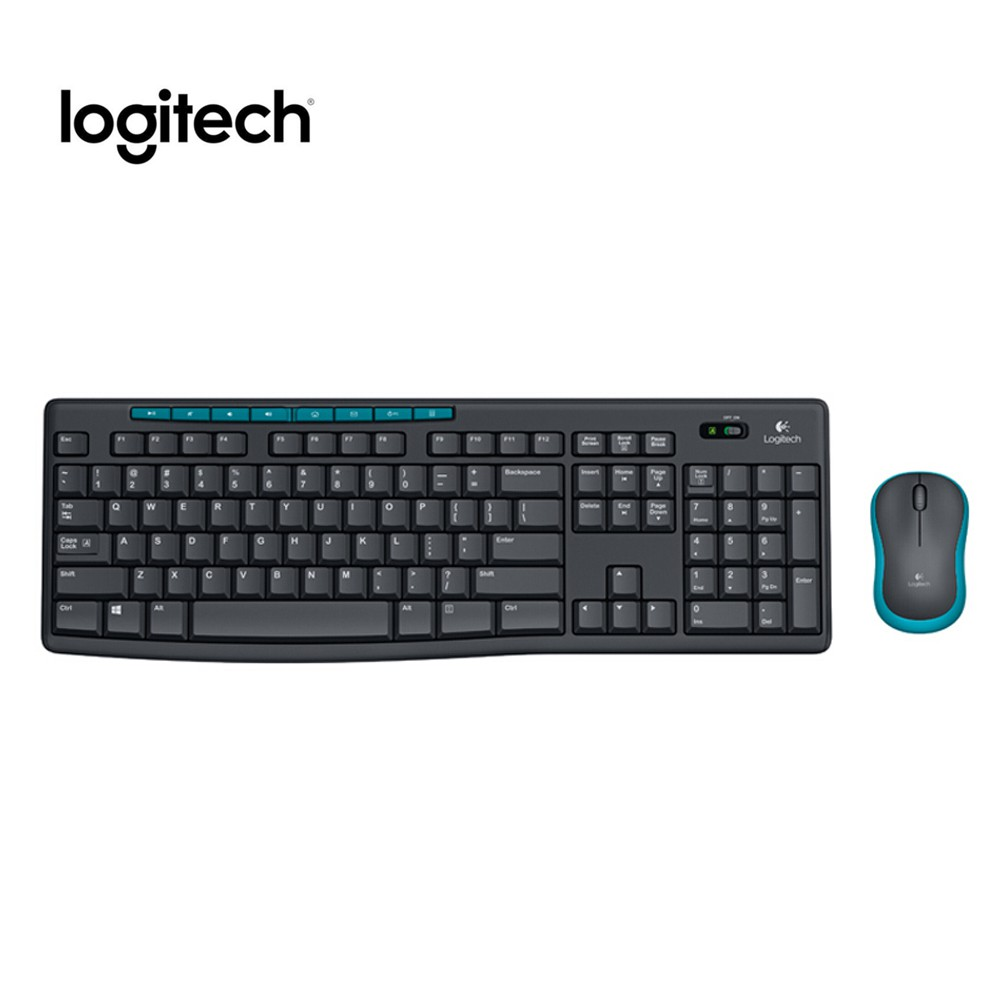 a241bbd4e5b Wireless Keyboard and Mouse Combo Sets Pink Keyboard with Round Keycaps 3  DPI | Shopee Malaysia