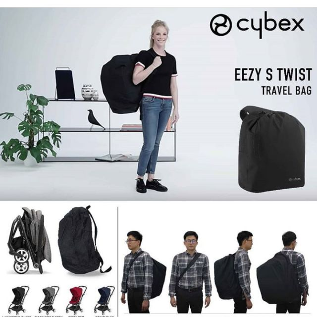 Cybex Eezy S Twist Stroller Travel Bag