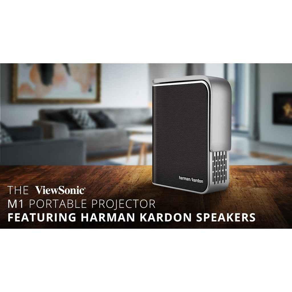 VIEWSONIC M1 LED PORTABLE PROJECTOR - s41 / x05 / ms550