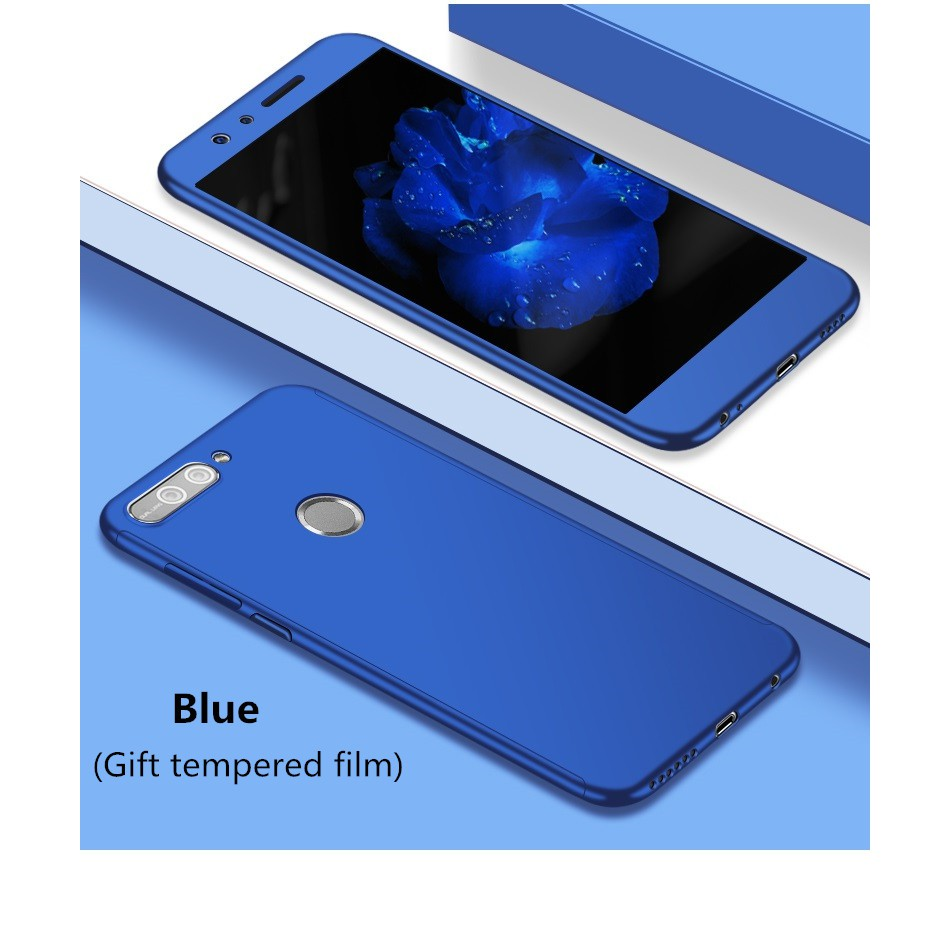 For XiaoMi MiPlay/RedMiNote7/MiMax2 360 two-in-one mobile phone case