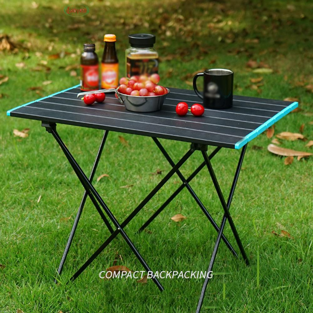 - Outdoor Folding Portable Patio Side Table Small Lightweight
