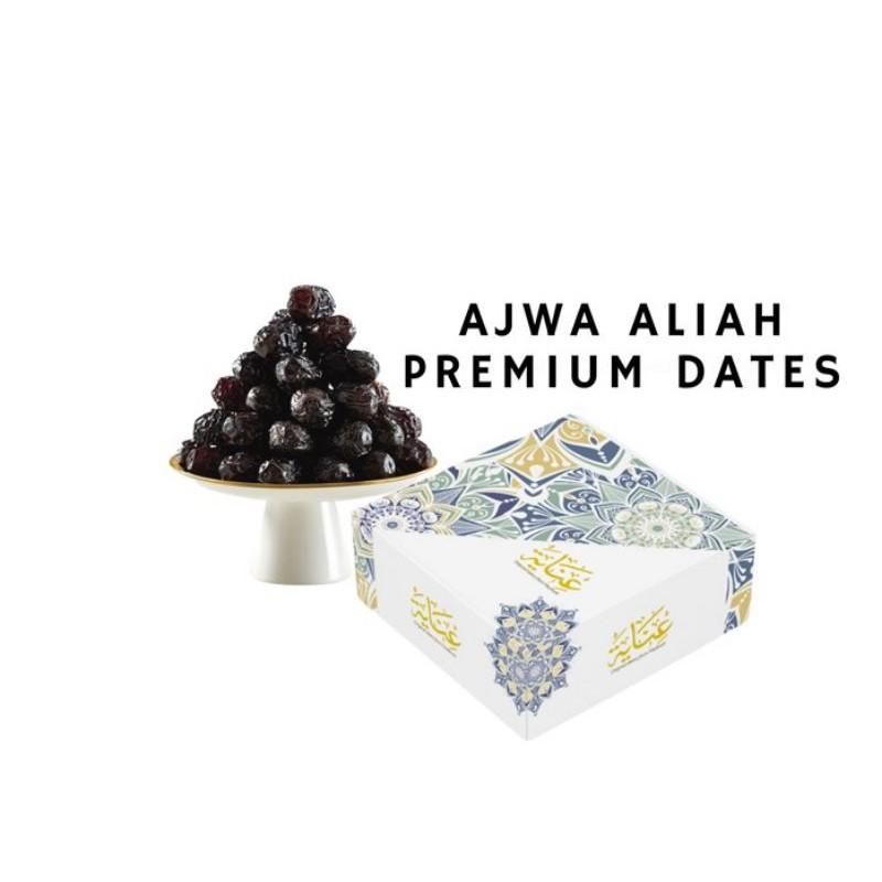 Kurma Ajwa Aliah Premium Dates 250gram