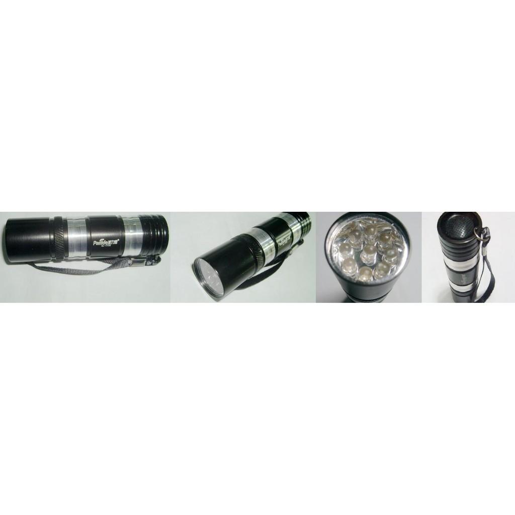 9 LED UV flashlight/ Money Detector