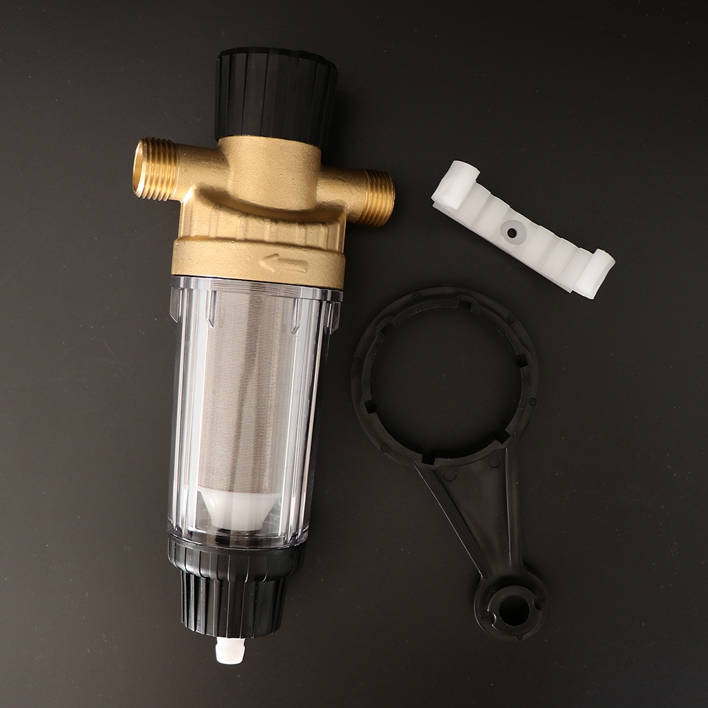 Water Filter System Household Well Tap Water Filtration System 1/2