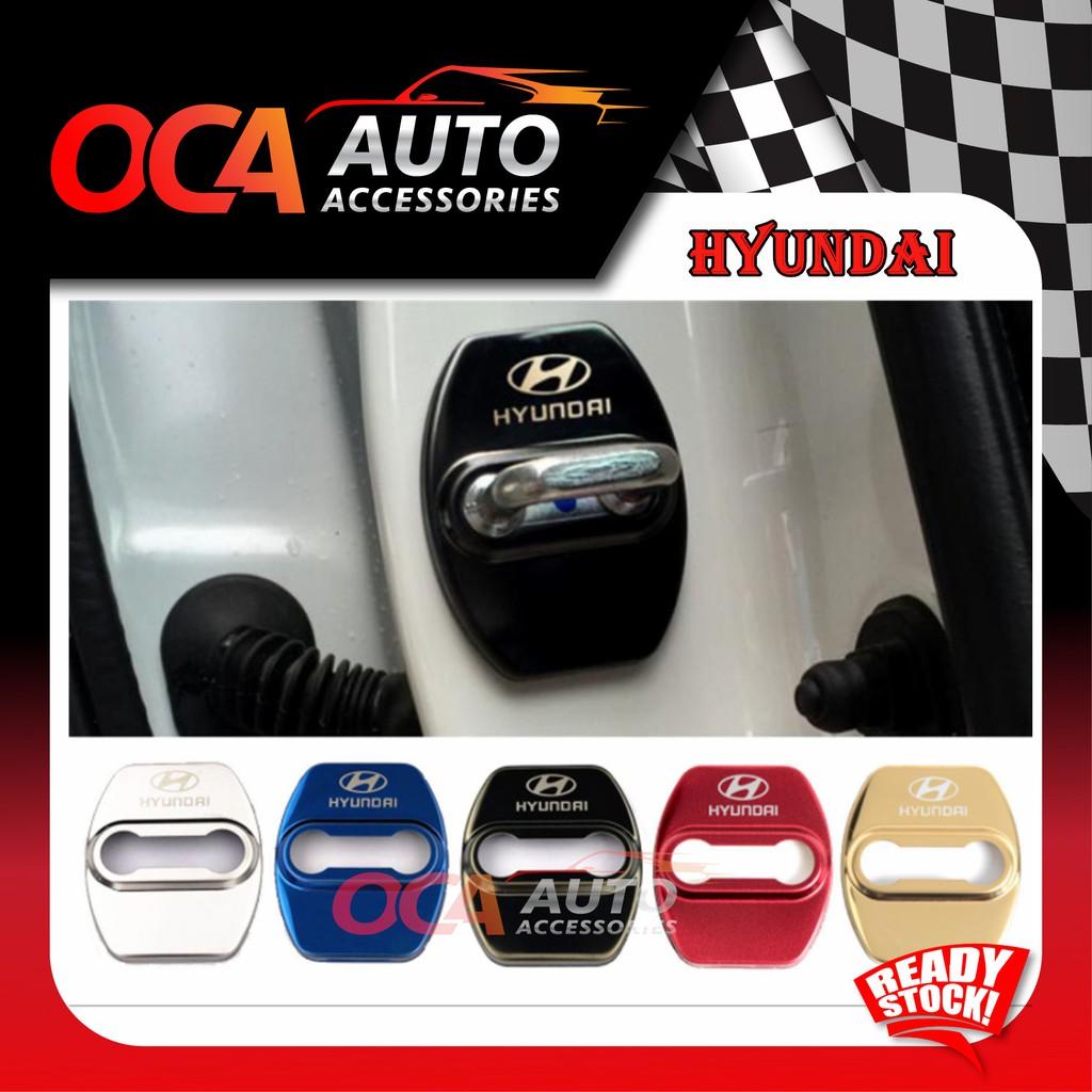 Hyundai Door Lock Cover Protector For ALL Hyundai SONATA I30 STAREX SANTAFE IONIQ