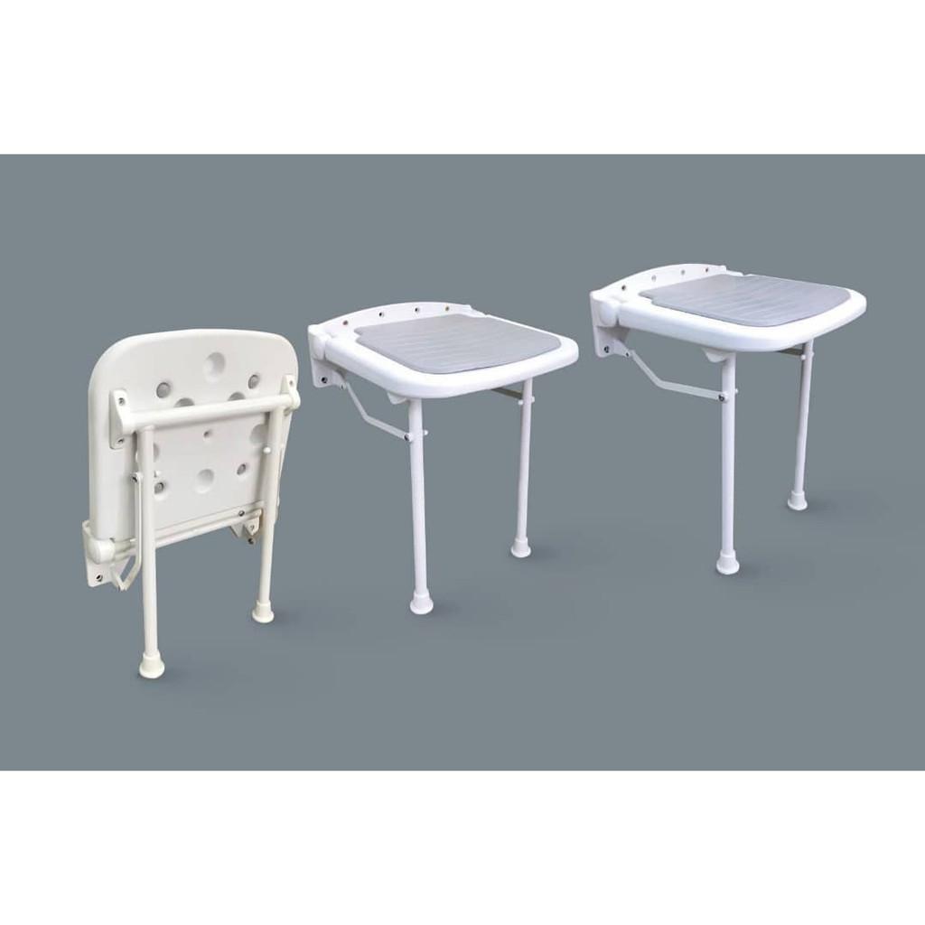 De Elderly Shower Seat Wall Mounted Diy