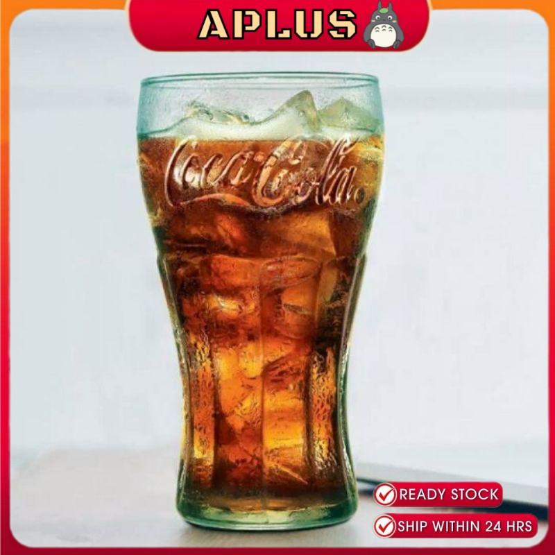 COCA-COLA classic glasses