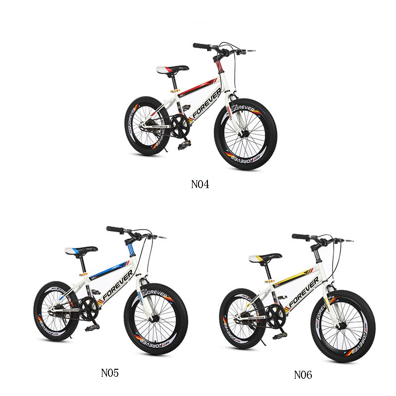 Children bicycles 6-7-8-9-10-11-12 year old boys and girls mountain bike