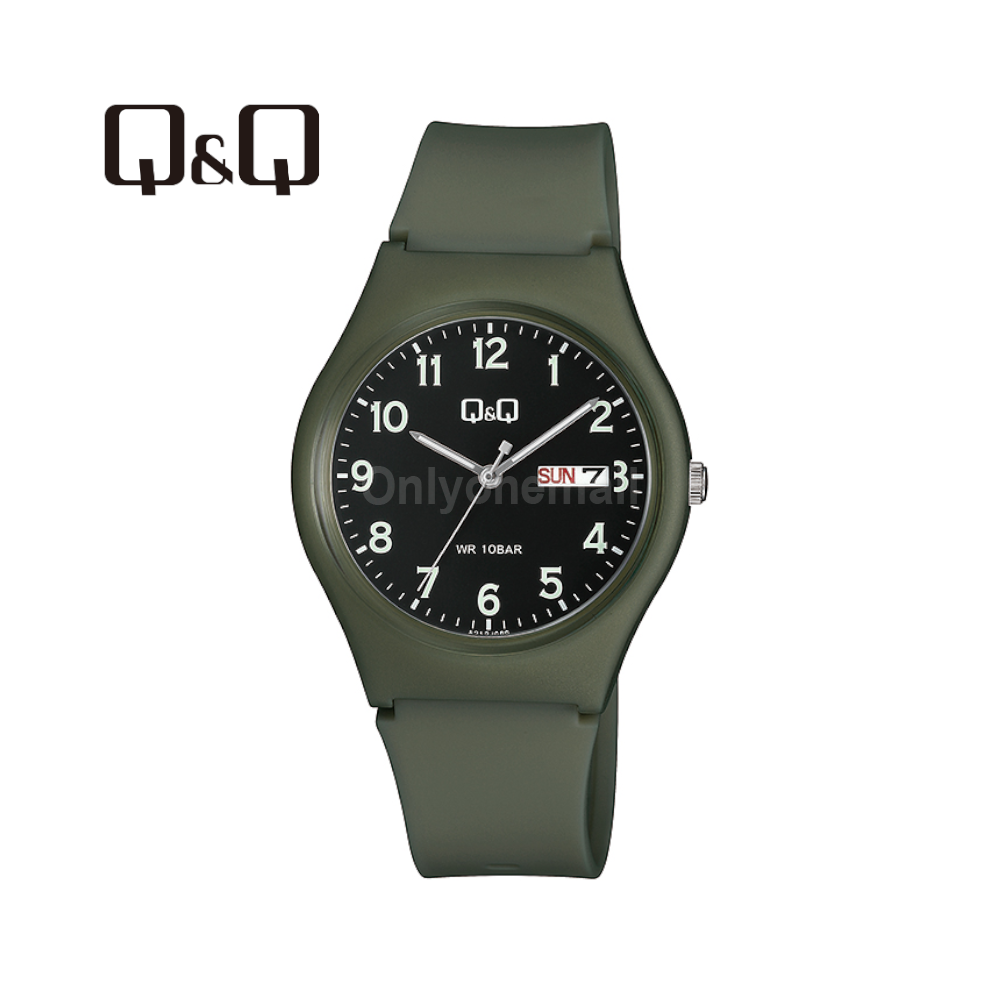 Q&Q A212J008Y 38mm Casual Analogue Watch