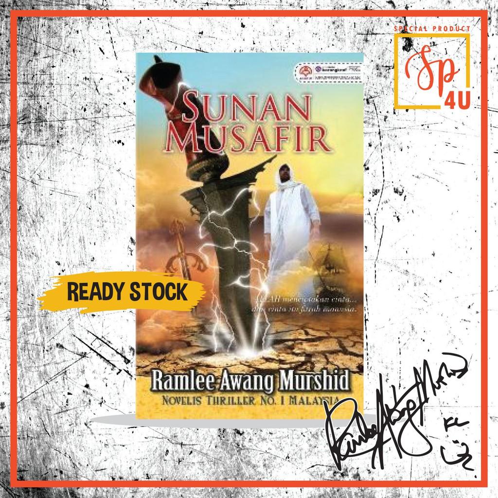 [SP4U] NOVEL RAM - SUNAN MUSAFIR