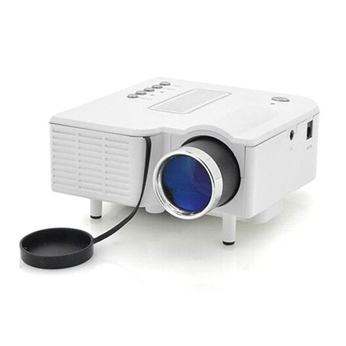 UNIC UC28+ Home Mini LED Projector - 48 Lumens
