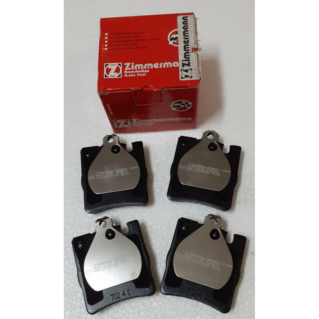 Ate Brake Pad Wear Sensor Mercedes Benz Slk 300 200 Kompressor 350 280 55 Amg
